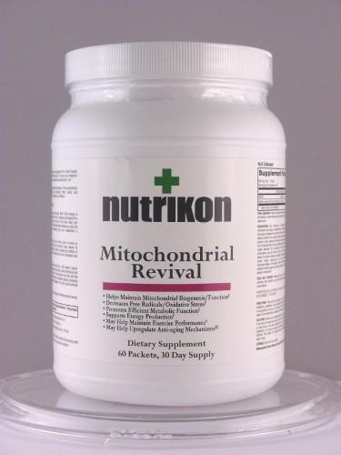 Mitochondrial Revival